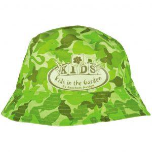 Cappello Da Pescatore Per Bambini Fantasia Camouflage