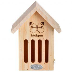 Casetta Per Farfalle Con Disegno
