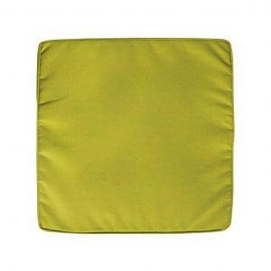 Cuscino Quadrato Con Magnete Verde