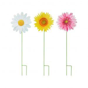 Decoro Per Giardino A Forma Di Fiore Assortito