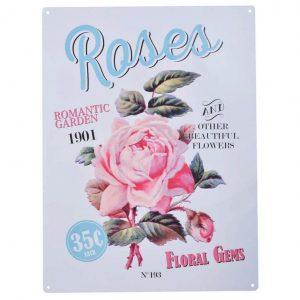 Insegna Roses