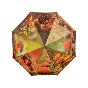 Ombrello Fantasia Bosco Autunnale