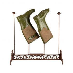 Porta Stivali In Ghisa