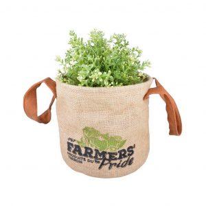 Sacco Juta Per Crescita Piante Farmer S Pride