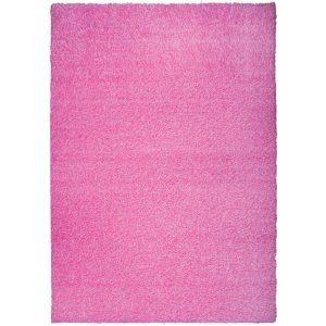 Tappeto Da Giardino Tinta Unita Rosa