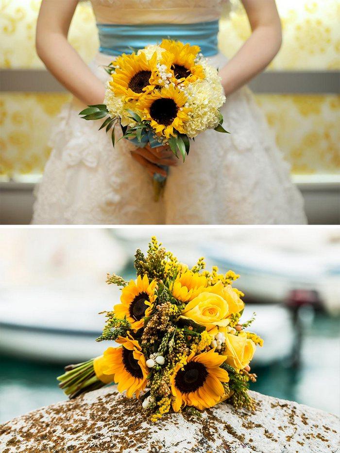 Fiori Gialli Per Bouquet.Sposarsi A Settembre Quali Fiori Offre La Stagione Floradecor