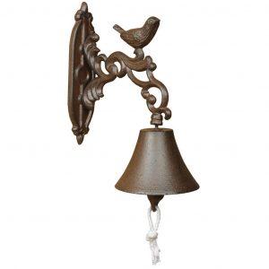 Campana Con Uccellino In Giftbox