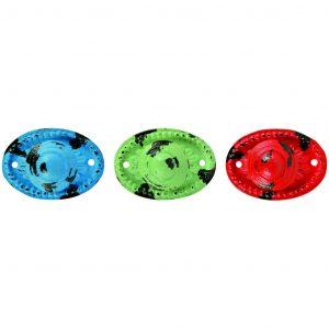 Maniglia Ovale 3 Colori Assortiti