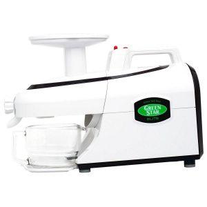Tribest Estrattore di succo Green StarElite 5000 Bianco