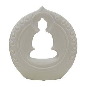Scultura Porcellana Meditation A