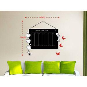 Sticker Da Muro Scrivibile Hanger
