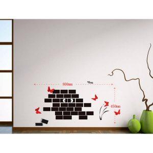 Sticker Da Muro Scrivibile Wall