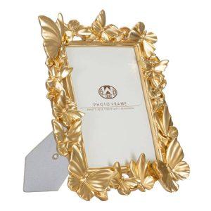 Cornice Gold Butterflies B