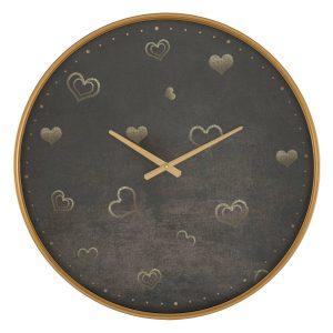 Orologio Da Muro Hearts