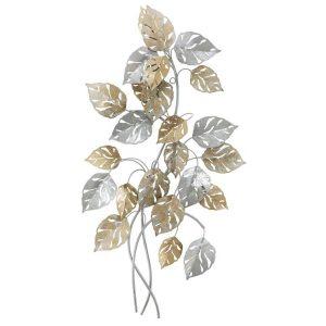 Pannello In Ferro Leaf