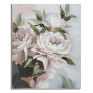 Dipinto Su Tela Flower&Leaf