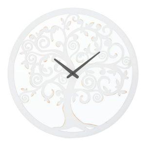 Orologio Da Muro White Tree