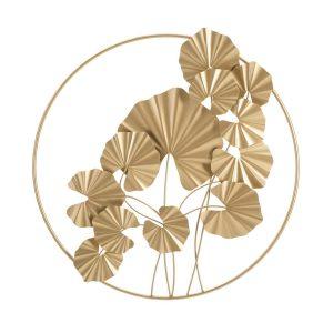 Pannello Da Muro Round Leaf