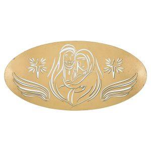 Pannello Nativity Gold B